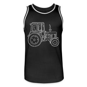 Traktor - Männer Basketball-Trikot