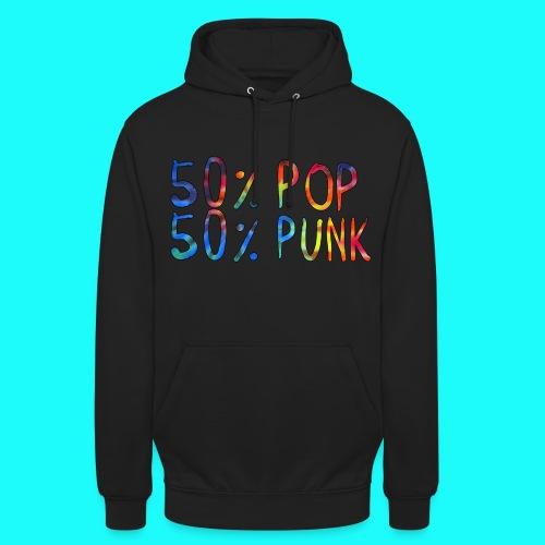 50% Pop Punk Hoodie Unisex - Unisex Hoodie