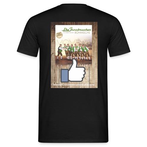 Innsbrucker Böhmische, Momente 2016  2 - Mannen T-shirt