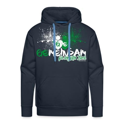 GEmeinsam - Männer Pullover - Männer Premium Hoodie