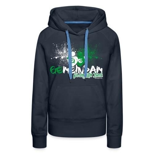 GEmeinsam - Frauen Pullover - Frauen Premium Hoodie