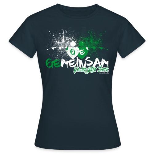GEmeinsam - Frauen TShirt - Frauen T-Shirt
