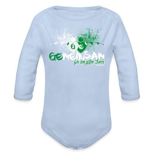GEmeinsam - Babystrampler - Baby Bio-Langarm-Body