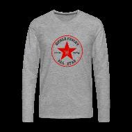 Langarmshirts ~ Männer Premium Langarmshirt ~ Eichle All Star lang