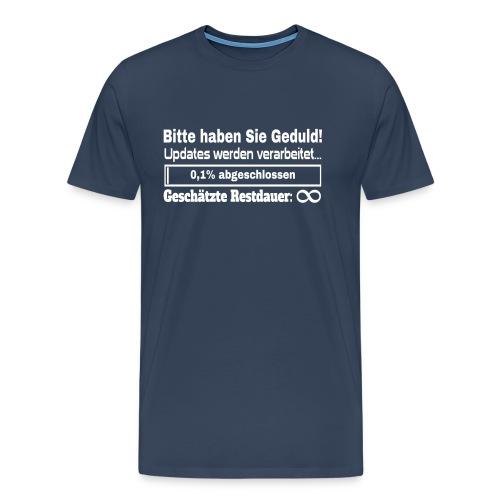 System Update T-Shirt - Männer Premium T-Shirt