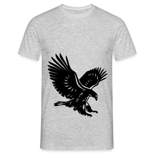 Adler-T-shirt - Männer T-Shirt