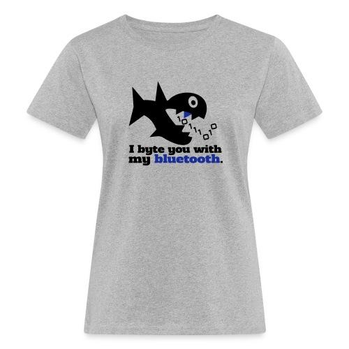 Byte you Bio T-Shirt - Frauen Bio-T-Shirt