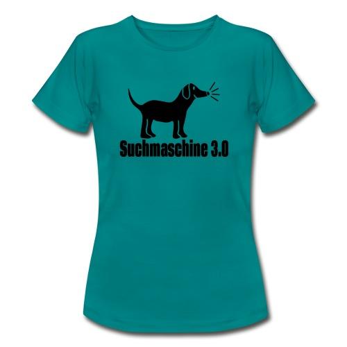 Nerd Hund T-Shirt - Frauen T-Shirt