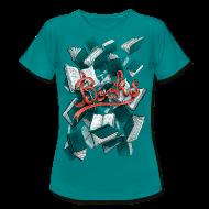 Tee shirts ~ Tee shirt Femme ~ Books