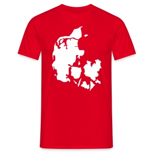 Fan Shirt Denmark - Men's T-Shirt