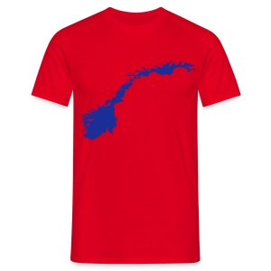 Fan Shirt Norway - Men's T-Shirt