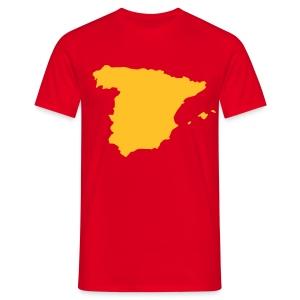 Fan Shirt Spain - Men's T-Shirt