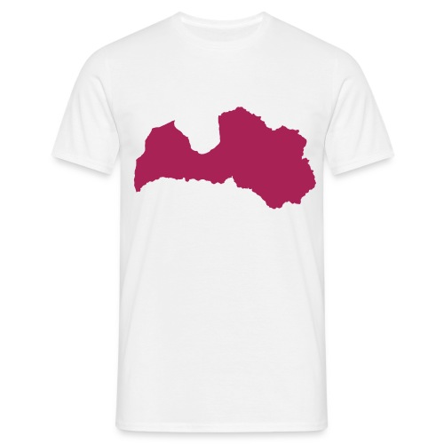 Fan Shirt Latva - Men's T-Shirt