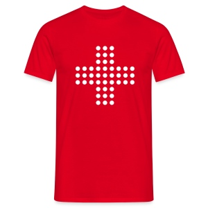 Fan Shirt Switzerland 2 - Men's T-Shirt