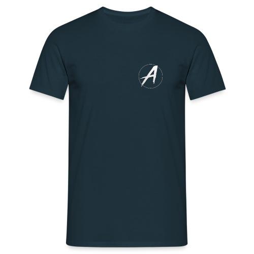 Navy Apollo T-Shirt - Men's T-Shirt
