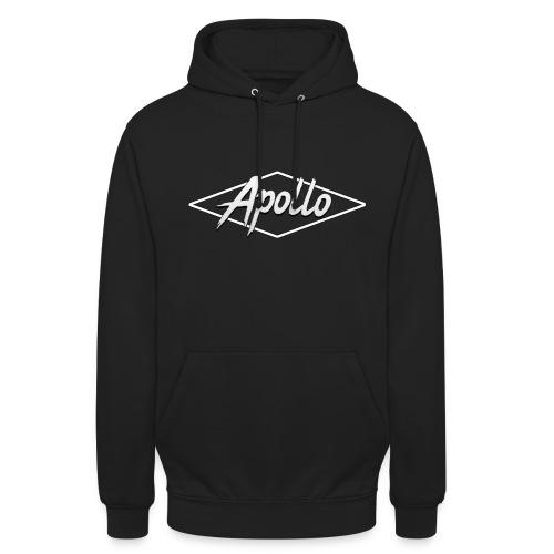 Black Apollo Hoodie - Unisex Hoodie