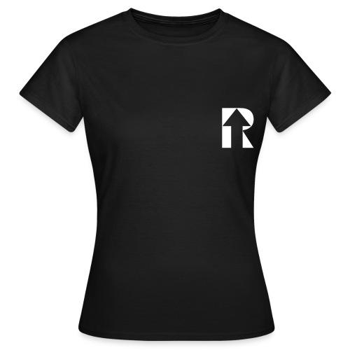 UP White Women's Tee - Women's T-Shirt