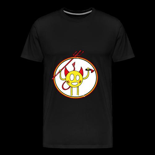 Diable supporter - T-shirt Premium Homme
