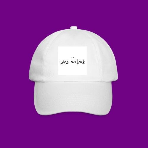 Wine'o'clock - Baseball Cap