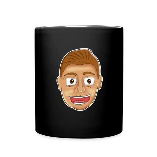 Mug avec mascotte humaine  - Mug uni