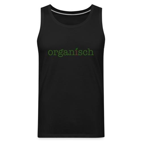 Tank Top - Gesundheit, Fitness / organisch - Männer Premium Tank Top