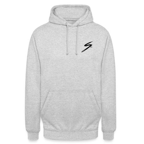 Pull à capuche : Szer gris - Sweat-shirt à capuche unisexe