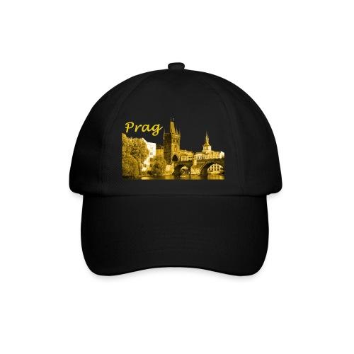 Prag die  Goldene Stadt - Baseballkappe