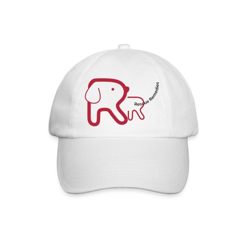 Rescue Remedies baseball cap (white) - Baseball Cap