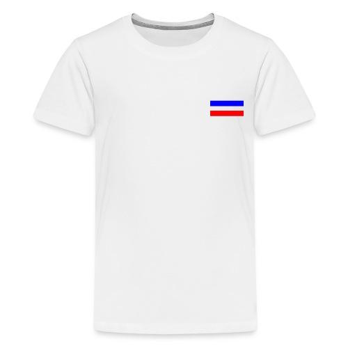 TEE SHIRT ADO FRANCE - T-shirt Premium Ado