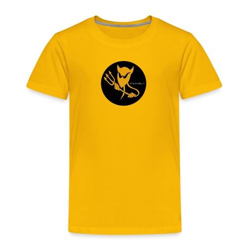ElectroDevil Logo Kids Tee! - Kids' Premium T-Shirt