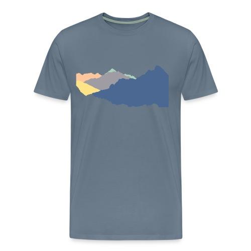 Layer love - Männer Premium T-Shirt