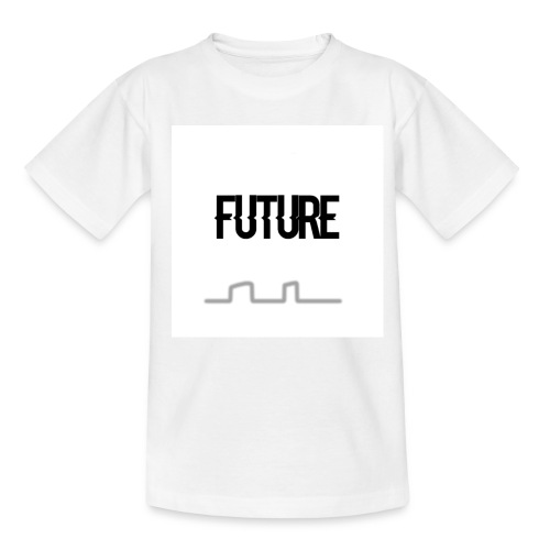 Future Teenage T-shirt - Teenager T-shirt