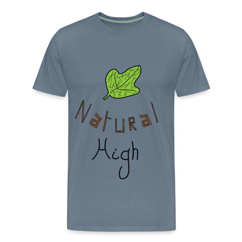 Natural High - T-shirt Premium Homme
