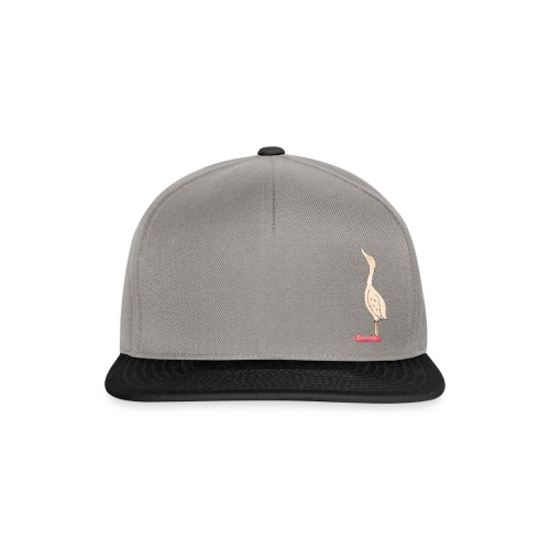 Eleonor - Upside down - Snapback Cap
