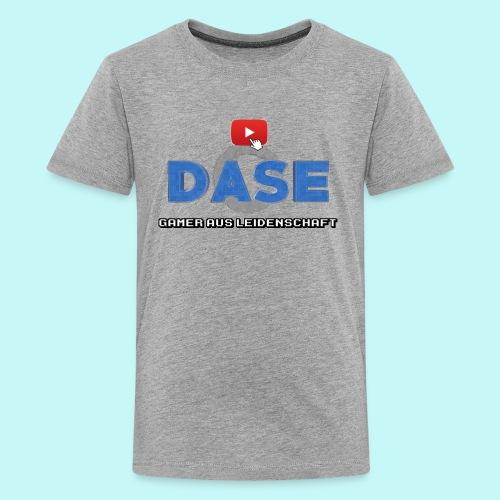 Dase Lp - Gamer aus Leidenschaft [T] - Teenager Premium T-Shirt