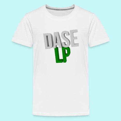 Dase Lp - altes Intro [T] - Teenager Premium T-Shirt