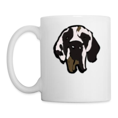 Tasse avec Mascotte NecFlix - Mug blanc
