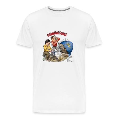 The Ben Garrison T Shirt - Men's Premium T-Shirt