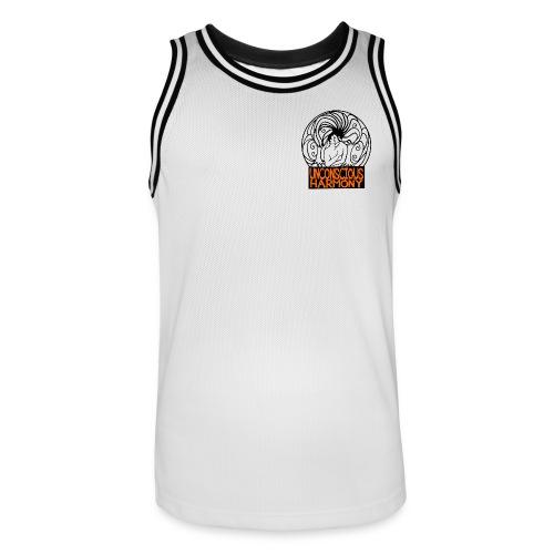débardeur basket homme logo - Maillot de basket Homme
