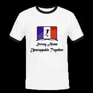 Tee shirts ~ Tee shirt contraste Homme ~ Numéro de l'article 106919243