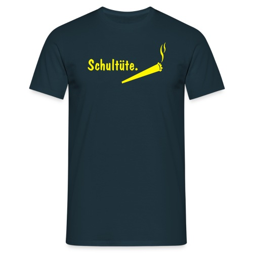 Schultüte - Männer T-Shirt
