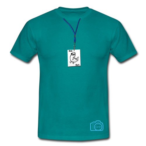 DickButt - Men's T-Shirt