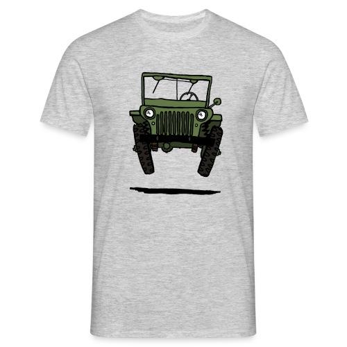 Jumpin Willy - Männer T-Shirt