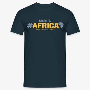 MADE IN AFRICA - T-shirt Homme