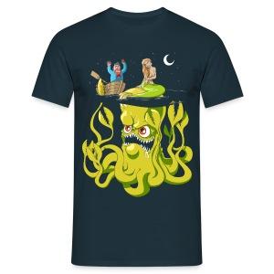 Mermaid Trap - Männer T-Shirt