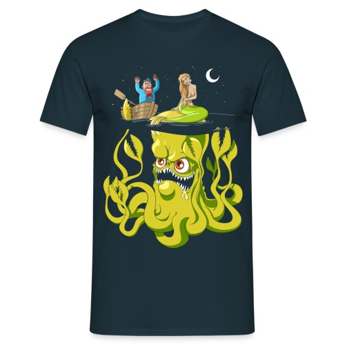 Mermaid Trap - Männer T-Shirt