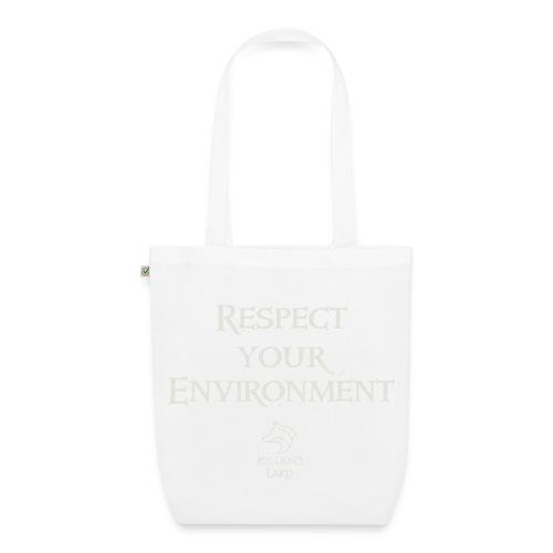 Respect your Environment - Bio-Stoffbeutel