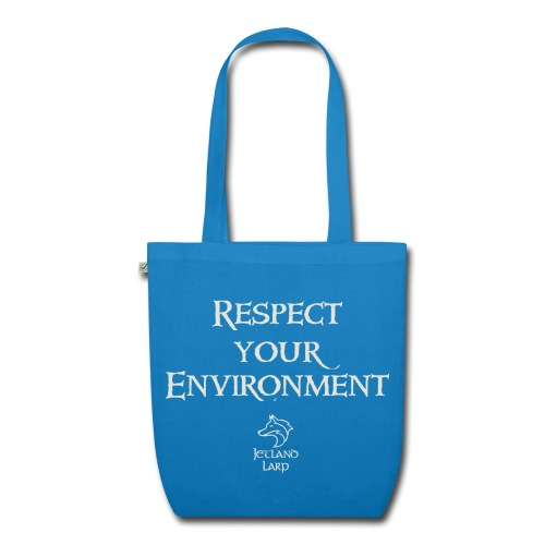 Respect your Environment - Bio-Stoffbeutel
