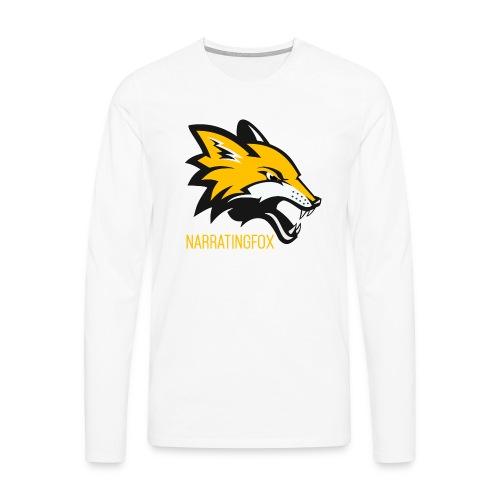 Fox Longsleeve Mens Shirt - Men's Premium Longsleeve Shirt