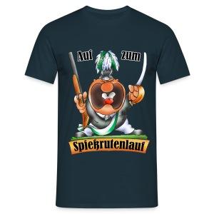 Spießrutenlauf - Männer T-Shirt